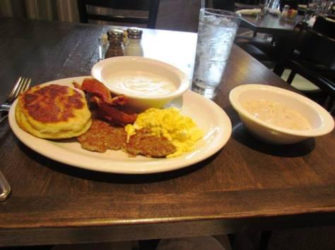 Big Ol' Country Breakfast from Ellie's