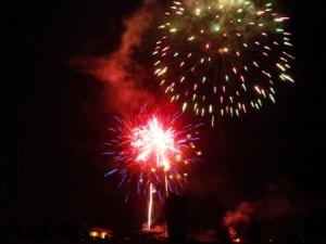 Fireworks by sjk