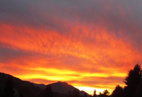Sunrise by Si