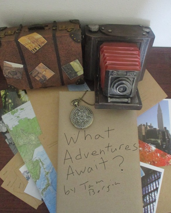 What Adventures Await cover