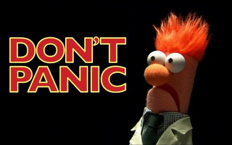 beeker don't panic